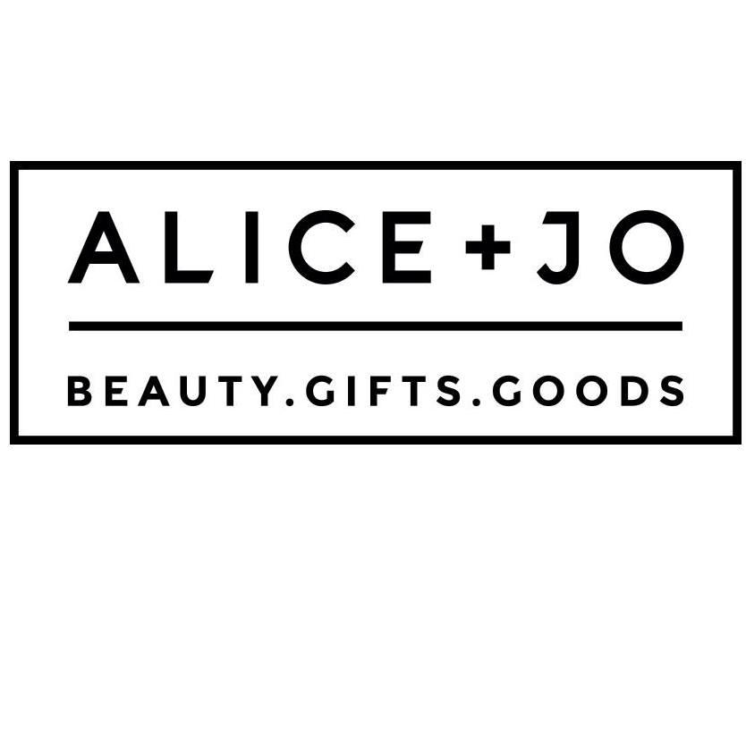 Alice + Jo logo