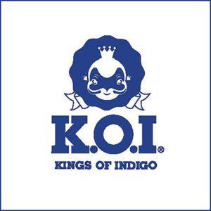 Kings of Indigo logo